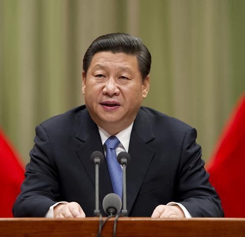 الرئيس الصيني يتعهد بدعم نمو جيرانه اقتصادياً