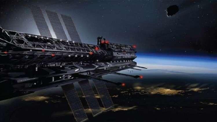 أول خطوة نحو بناء دولة في الفضاء