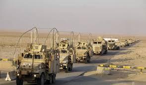 عاجل:  العمليات المشتركة تنفي استهداف الجيش الاميركي قرب الحدود الكويتية