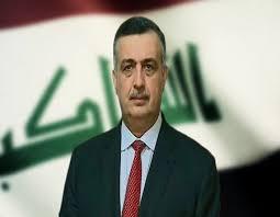 رئيس حزب الحل جمال الكربولي يعزي السيد عمار الحكيم بوفاة عميد أسرة آل الحكيم