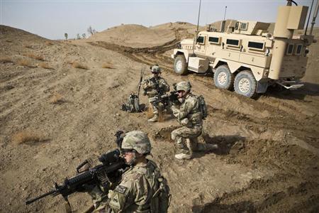 مقتل سبعة جنود أمريكيين جنوب أفغانستان