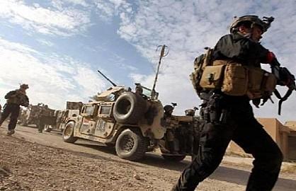 قتل أكثر من 10 ارهابيين في عصابات داعش بناحية برطلة شرق الموصل
