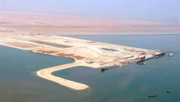 Visual Deputy: We got the money to complete desalination projects and the port of Faw Image