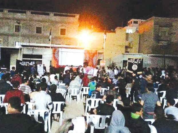 البغدادي يعين سعوديا لتلقي البيعة في ليبيا ..  وخليجيا لتصميم أزياء «الدواعش»