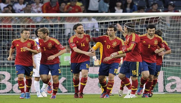 بسبب تدخله في شؤون الاتحاد .. المنتخب الإسباني قد يحرم من مونديال 2018
