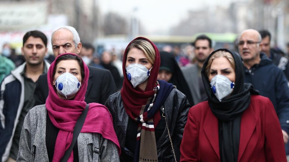 119 وفاة و2573 اصابة جديدة بكورونا في ايران