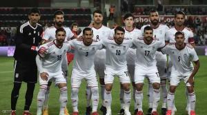 غداً ..  المنتخب الإيراني يبدأ استعداده لمواجهة اسود الرافدين