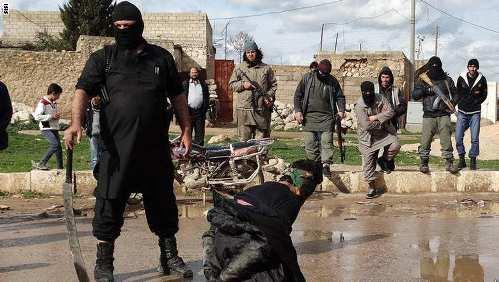 الكشف عن كيفية تخلص داعش  من عناصره المصابين بمرض [الغرغرينا] في الموصل ؟؟