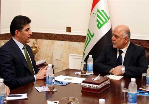 نائب يكشف عن اتفاق سري بين العبادي وحكومة إقليم كردستان (تفاصيل)