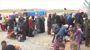 جراندي: صعوبة توفر الغذاء والماء والدواء بعد أيام من تصاعد عمليات تحرير الموصل