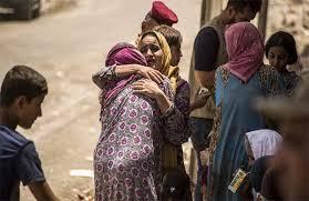 السماح ل 70 أسرة المغادرة من مخيمات النزوح الى مناطق سكناها المحررة غربي الرمادي