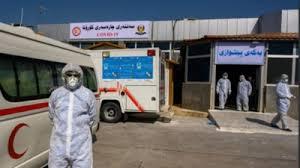 تسجيل ٨ وفيات ١٨٧ اصابة  بكورونا في كردستان اليوم