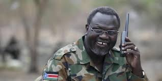 زعيم المتمردين في السودان يغادر الى جنوب أفريقيا