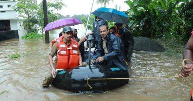 حوالى 400 شخص لقوا حتفهم فى فيضانات الهند