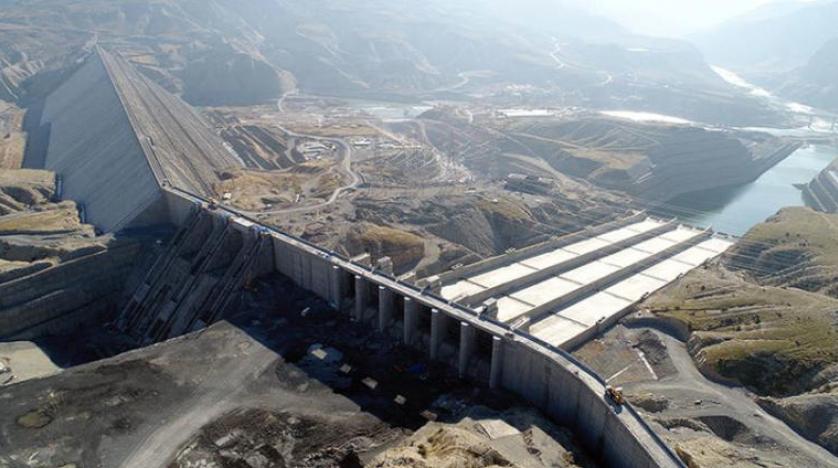 وزير الموارد المائية: ايران فجرت احد السدود بموسم السيول الماضي ولا يوجد اتفاقات مع تركيا