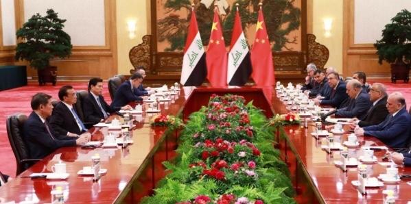 قريباً ..  مؤتمر عراقي-صيني في بغداد