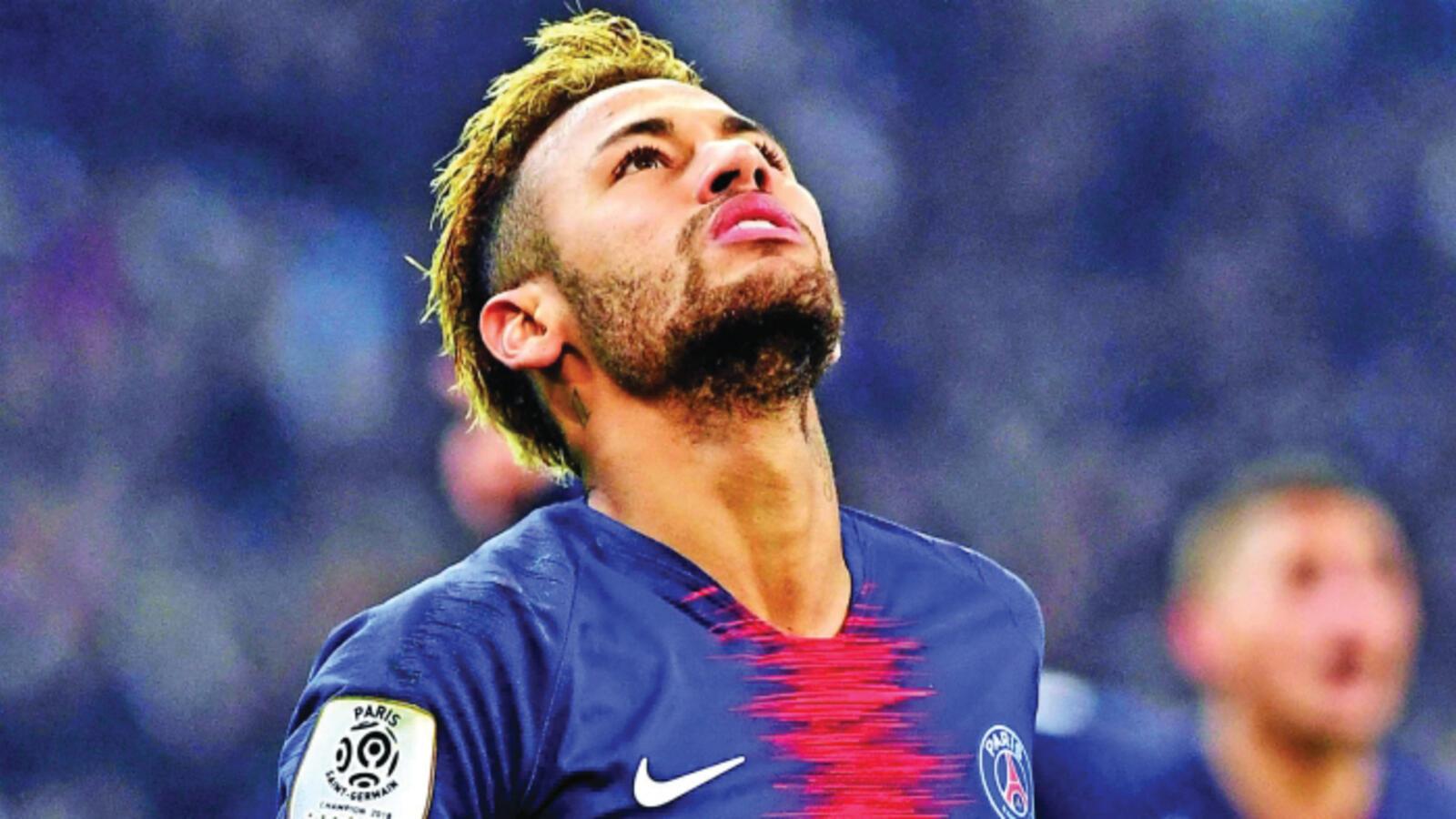 نيمار يضحي مجدداً من أجل العودة الى برشلونة