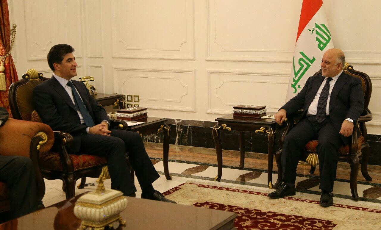 متى يبدأ الحوار بين بغداد وأربيل ؟