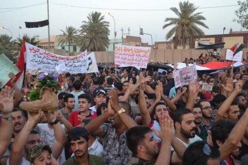 لجنة التحقيق بالتظاهرات تحقق بتسجيل صوتي مسرب لرئيس مجلس بابل