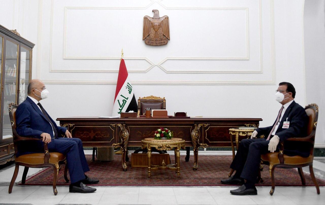 صالح مؤكداً على أهمية دعم المنتوج المحلي وحمايته: الزراعة أساس التنمية