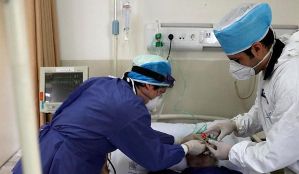 ارتفاع جديد باعداد الاصابات اليومية بكورونا في ايران