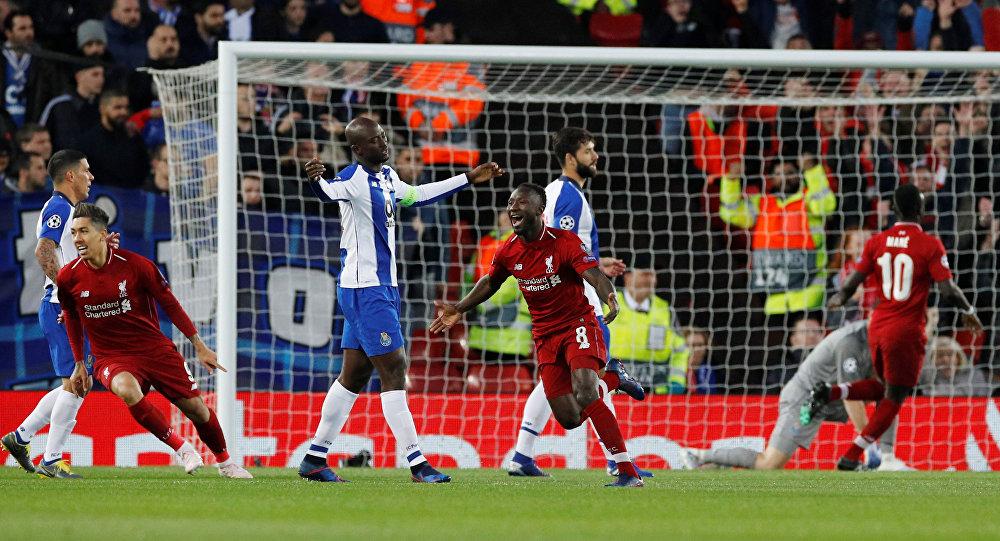 ليفربول يكتسح بورتو ويضرب موعدا مع برشلونة في نصف نهائي دوري الأبطال