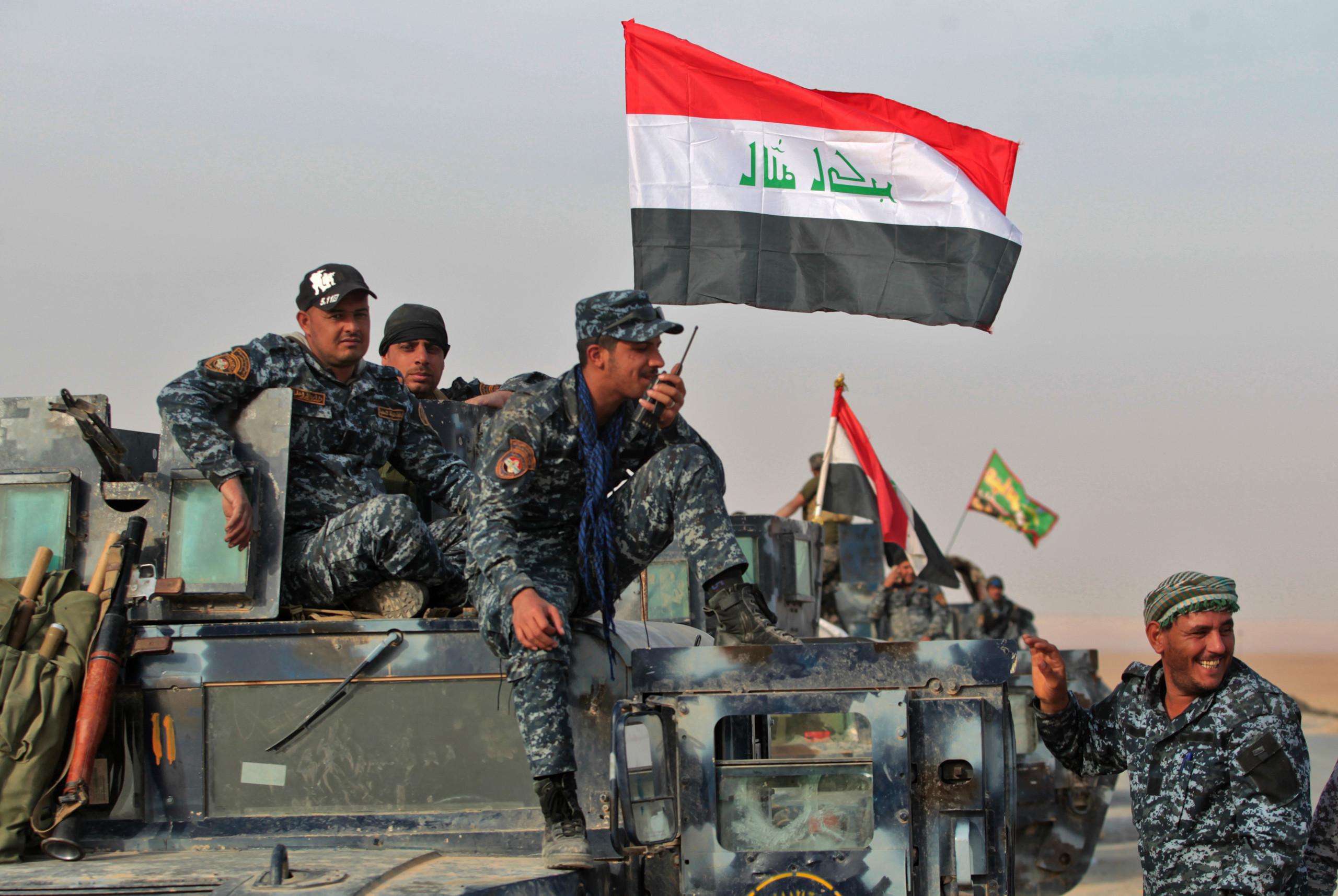 الاستخبارات تعلن عن احباط عمليات ارهابية ببغداد