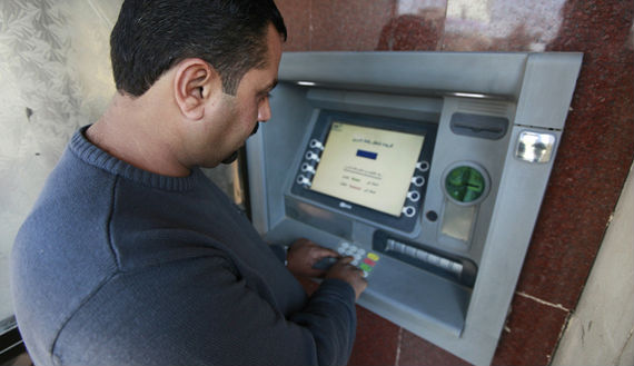 Iraq is making with a special 29 Iraqi banks accused of corruption and money laundering