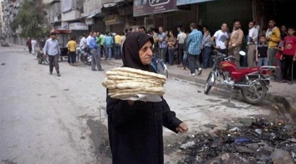 أزمة قمح في سوريا والحكومة تبحث عن بدائل في ظل الحصار