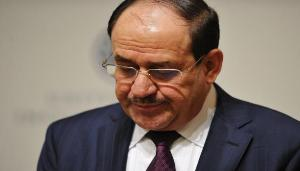 Despite the change of the Iraqi government - Maliki still controls the levers of government