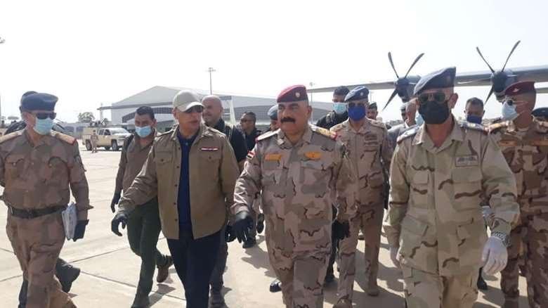 الكاظمي يدعو القوات الامنية لحماية المواطنين وممتلكاتهم العامة والخاصة