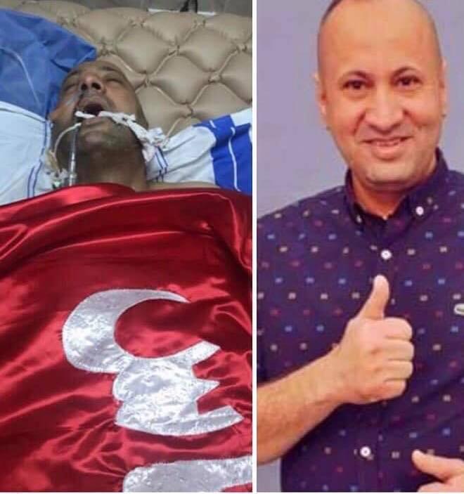 وفاة الشاعر رياض الوادي في احدى مستشفيات العاصمة بغداد