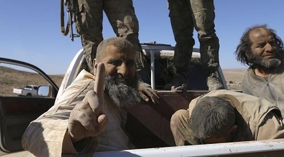 عشرات الدواعش من الاتراك والاوروبيين يستسلمون في سوريا