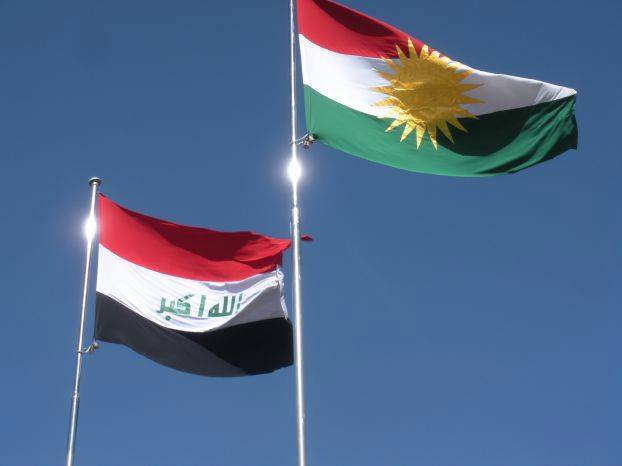 The government gives Kurdistan 453 billion dinars to pay the salaries of its employees Image