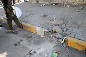 تفجير عبوة ناسفة أمام منزل احد المواطنين في البصرة