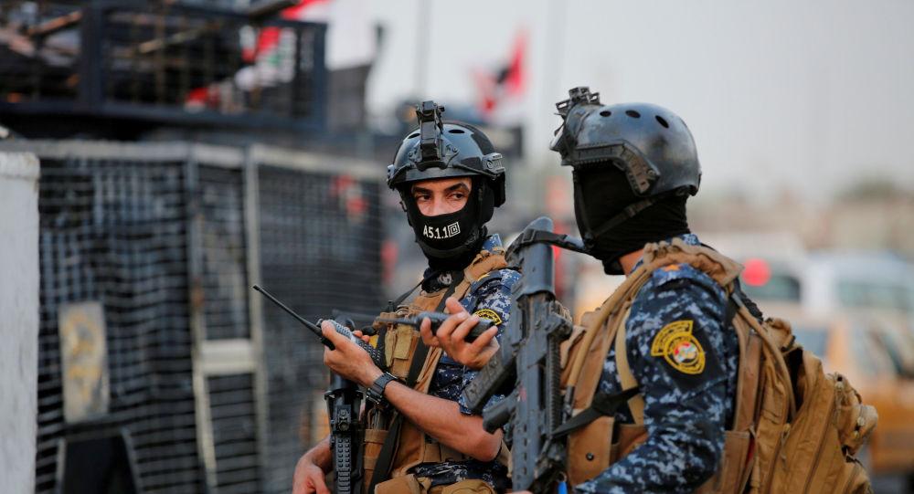 عمليات بغداد: القبض على ٨٨٤٥ مخالفاً لحظر التجوال منذ بدايته