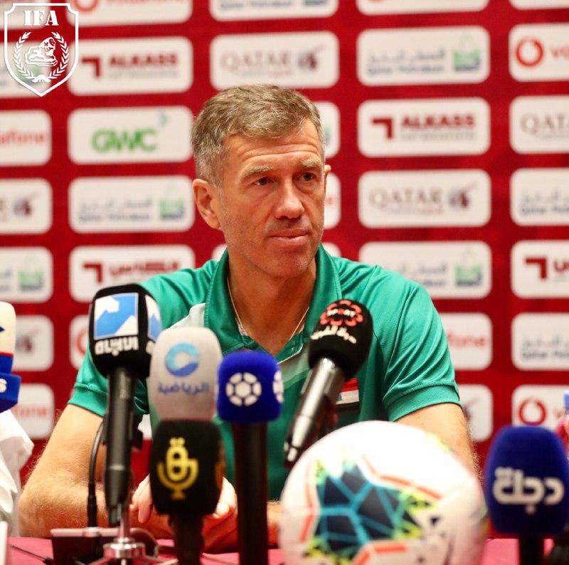 كاتانيتش: كأس الخليج فرصة لكل اللاعبين من اجل اظهار امكانياتهم
