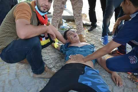 مقتل طفل واصابة اخرين في شجار مسلح بالبصرة