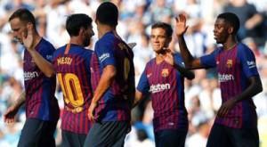برشلونة ينجو من فخ سوسيداد بصعوبة
