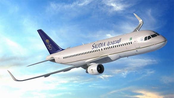 الخطوط الجوية السعودية تبدأ رحلاتها الى اربيل بواقع 6 رحلات اسبوعيا