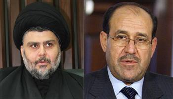 Beginning - Maliki and Sadr source agreed to dismiss the three presidencies