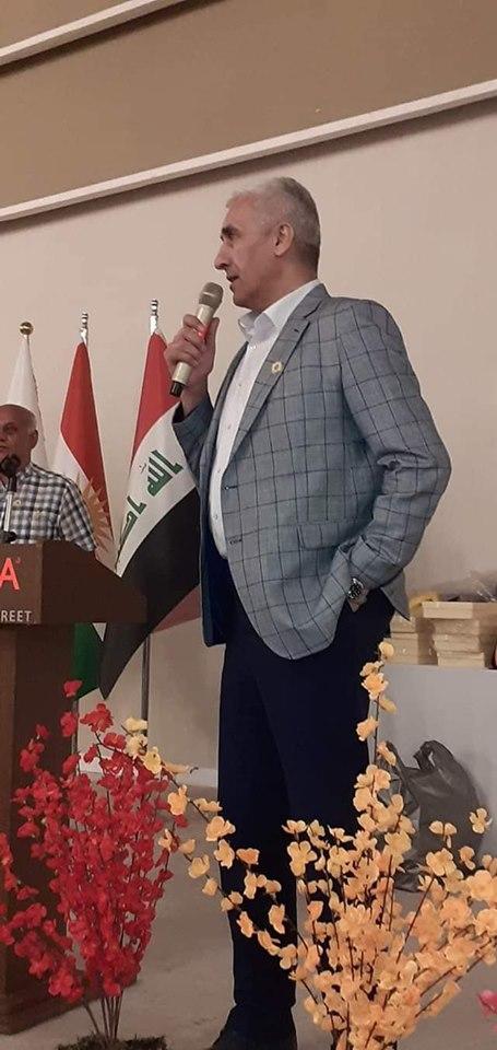 وزير الشباب: الرياضة العراقية عادت الى مكانتها ودورها الفاعل عربياً وقارياً
