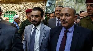رئيس البرلمان يصل كربلاء ويعقد اجتماعا مع القادة الامنيين بشأن الاربعينية