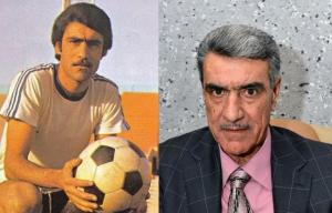 رحيل نجم الكرة العراقية وأحد هدافيها المشهورين علي كاظم