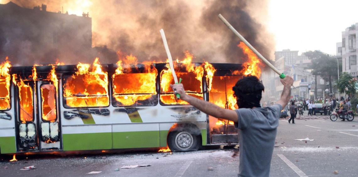 أين وصلت تظاهرات إيران ؟