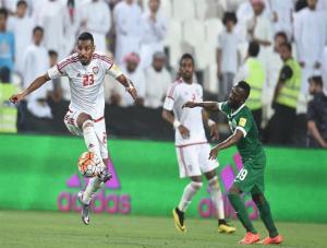 الاتحاد الاماراتي لكرة القدم يطالب بتغيير طاقم التحكيم القطري