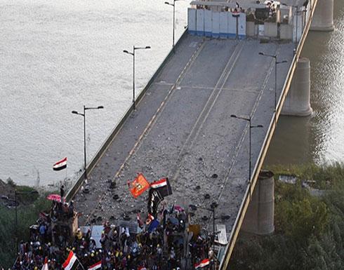 سكرتير القائد العام للقوات المسلحة: القوات الأمنية ستعيد فتح جسر السنك عصر اليوم