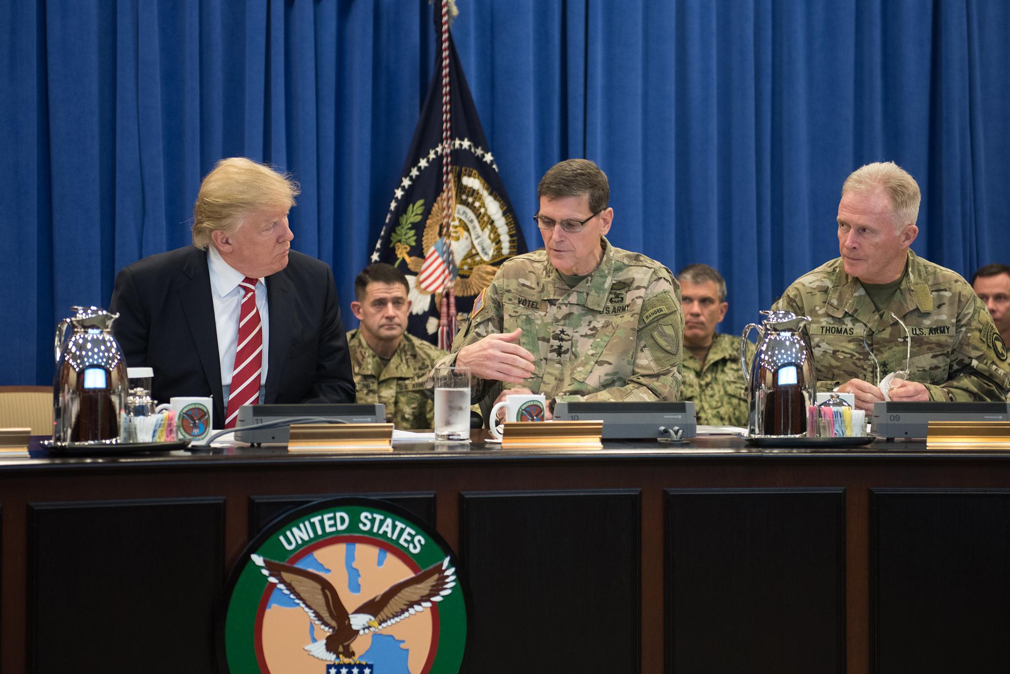 البيت الأبيض يكشف تكلفة عرض ترامب العسكري