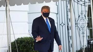 خروج الرئيس الأميركي دونالد ترامب من المستشفى