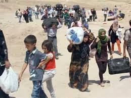 عودة اكثر من 3 الاف و200 نازح الى مناطقهم المحررة في الجانب الايسر من الموصل
